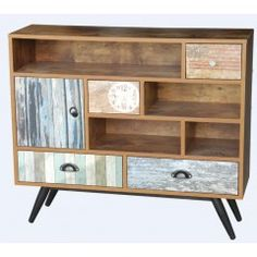 Allusion Cabinet | Brown finish, Iron and Traditional