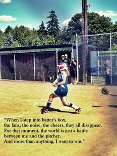 21 Inspirational Softball Quotes about teammates, pitchers, life and for shirts. The most motivating softball quotes to smash a homerun! Softball Photos, Softball Players, Girls Softball, Fastpitch Softball, Softball Stuff, Softball Things, Volleyball Drills, Volleyball Quotes, Baseball Promposals