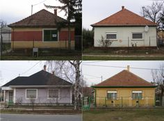 typical 20th century hungarian house Moldova, Travelogue, Homeland, Hungary, Romania, Budapest, Nostalgia, Shed, Outdoor Structures