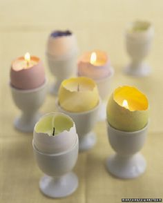 Easter Egg Voltives