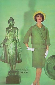 Christian Dior Votre Beaute - Spring 1961