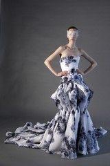 Douglas Hannant Bridal Spring 2013 - Runway, Fashion Week