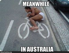 Meanwhile in Australia…
