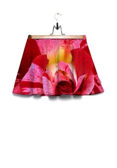 Christine Fluid Skirt Pink Rose - JVGBD®