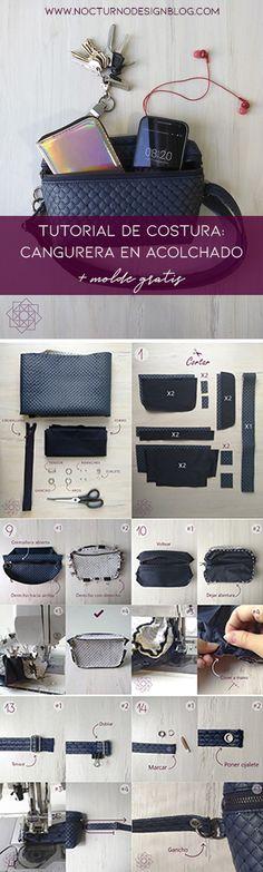 aro Diy Purse, Design Blog, Sewing Hacks, Purses, Bags, Free, Color, Carpet, Kitchen Aprons