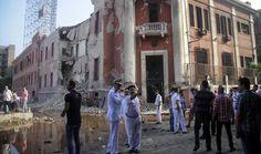 إنفجار ضخم يستهدف القنصلية الإيطالية بالقاهرة  http://www.almatareed.org/vb/showthread.php?t=774010#.VaEO2flViko