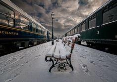 photographies de paysages d'hiver 17