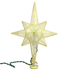 Enter the Bethlehem Tree Topper - everybody stop what you are doing and look!