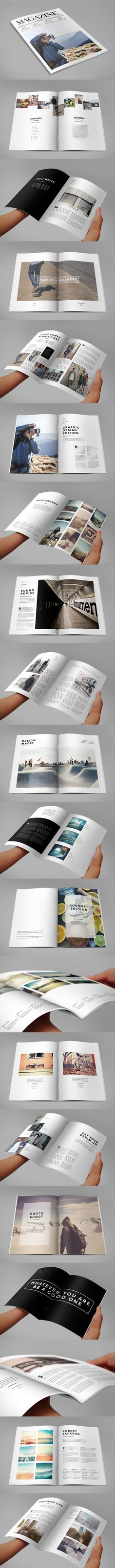 48 ideas design layout cover branding for 2019 Editorial Design Layouts, Magazine Layout Design, Graphic Design Layouts, Magazine Layouts, Graphisches Design, Page Design, Book Design, Cover Design, Interior Design