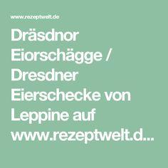 Dräsdnor Eiorschägge / Dresdner Eierschecke von Leppine auf www.rezeptwelt.de, der Thermomix ® Community