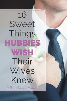 In a world that teaches men to hide their feelings and toughen up, it's refreshing to hear their uncensored thoughts. I ran an anonymous survey a few weeks ago where I invited the husbands of the world to talk to me about their marriage. Here's what husbands wish their wives knew...