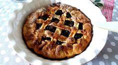 Cherry pie façon rustique si gourmande ! / Rustic cherry pie