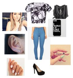"""""""Adrianna"""" by alaysiaclyburn ❤ liked on Polyvore"""