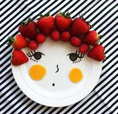 food face plat