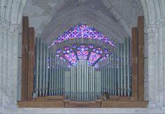 cathédrale de Saint-Gervais de protais, Soissons, Aisne , Picardie