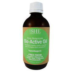 Buy She Bio-Active Oil 200 ml Online | Priceline拿来顺头发?先用玫瑰果油试试看