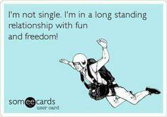 Real reason behind being single..lol
