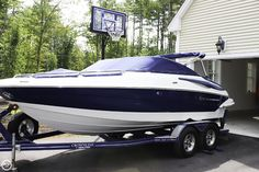 """ONE OWNER """"CROWNLINE BEAUTY"""" & OWNER SAYS ONLY """"45 TOTAL HOUR'S""""...!!!!!"""