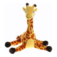 Plush Giraffe $3