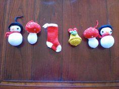 angel-eye's haakseltjes: Kersthangers