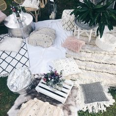 Moroccan inspired bridal shower styled by Harper Arrow