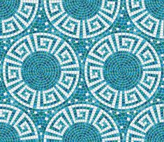 Choose from 60 top Greek Pattern stock illustrations from iStock. Find high-quality royalty-free vector images that you won't find anywhere else. Easy Mosaic, Mosaic Art, Mosaic Tiles, Free Vector Graphics, Vector Art, Mediterranean Art, Greek Decor, Greek Pattern, Greek Design
