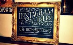 wedding hashtag ideas