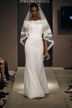 Pronovias Runway Show, Spring 2014, Bridal Market, Wedding Dresses