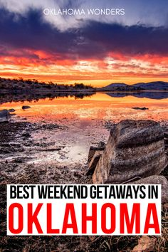 Need the best weekend trips in Oklahoma? From cool cities to state parks to small towns, here's your Oklahoma getaway bucket list! weekend getaways in Oklahoma | Oklahoma weekend getaways | best places to visit in Oklahoma | where to go in Oklahoma | things to do in Oklahoma | things to see in Oklahoma | what to do in Oklahoma | romantic getaways in Oklahoma | Oklahoma travel guide | Oklahoma vacation guide | Oklahoma road trip ideas | travel tips for Oklahoma | best places to go in Oklahoma Travel Usa, Travel Tips, Best Weekend Getaways, United States Travel, Ultimate Travel, Romantic Travel, Cool Places To Visit, Oklahoma, Traveling By Yourself