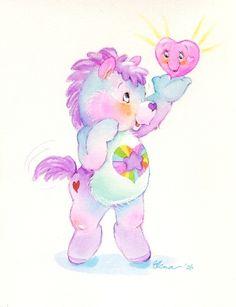 care bear clipart | Care Bear Clip Art 2300 | Flickr - Photo Sharing!
