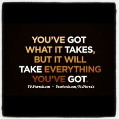 Give it your all! - Motivation    www.FITPHREAK.com #crossfit #eatclean #nutrition #food #muscle #workout #workingout #running #swag #health #healthy #crossfitgirls #wod #wods #fit #fitness #paleo #fitchicks #fitchick #strong #motivation #gym #exercise #traindirty #weightlifting #beast #beastmode #love #instagood #rx
