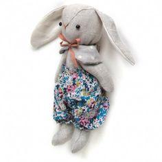 handmade bunny by yume