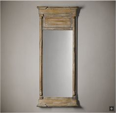 Restoration Hardware Look-Alikes: Save 175.00 @ Home Decoratorsvs Restoration Hardware Trumeau Mirror