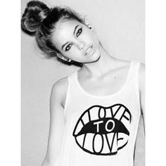 Hipster Style ❤ liked on Polyvore featuring barbara palvin, people, pictures, models and girls