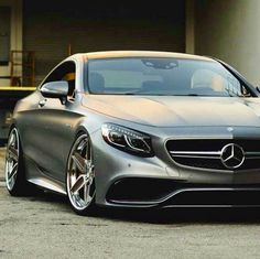 Mercedes-Benz AMG S63 Coupe