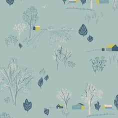 Sharon Holland - Bountiful - Scenic in Blue Sky