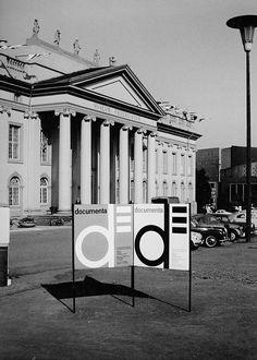 Fridericianum (1955) © documenta Archiv