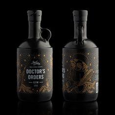 doctors orders gin -