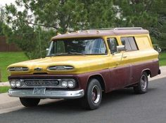 Hemmings Find of the Day – 1961 Chevrolet Suburban