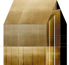 Beniamino Servino. The golden Cathedral.
