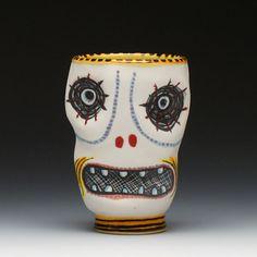 Skull Cup - Globe