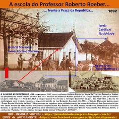 IJUÍ - RS - Memória Virtual: A vida, escola e família do professor Roberto Roeb...