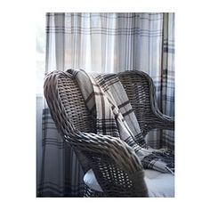 IKEA Plaid, simple, pretty and pretty affordable
