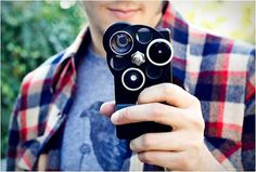 iPhone Lens Dial case lets you shoot with 3 lenses