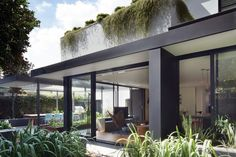 This alteration and addition to an inner-city terrace house by Jackson Teece is a second attempt by the owners to create their dream home. This time around, they have succeeded.