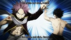 Fairy Tail, one of the weirds moments xD