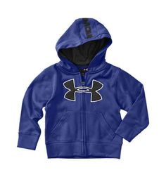 yes, they make Under Armour for the little man!!!! love it :)