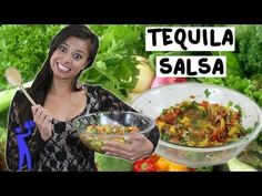 How to make Tequila Salsa - Tipsy Bartender - YouTube