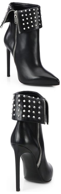 LOOKandLOVEwithLOLO: Saint Laurent Pre-Fall Shoes and Booties