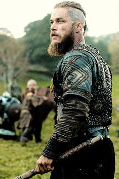 "Travis Fimmel - Ragnar  | Vikings 2.09 ""The Choice"""